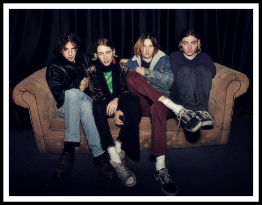 Steven Parker Photography - York based photographer - Swim Deep