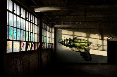 Steven Parker Photography - York based photographer - ray gun