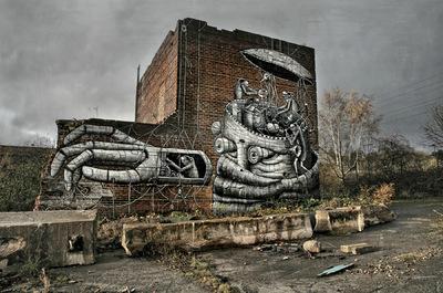 Steven Parker Photography - York based photographer - artificial intelligence