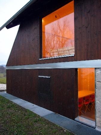 Pallaoro Balzan e Associati - Casa in legno, Loc. Noal, Trichiana, Belluno