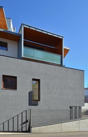 Pallaoro Balzan e Associati - Edificio residenziale La Predara, Laste, Trento