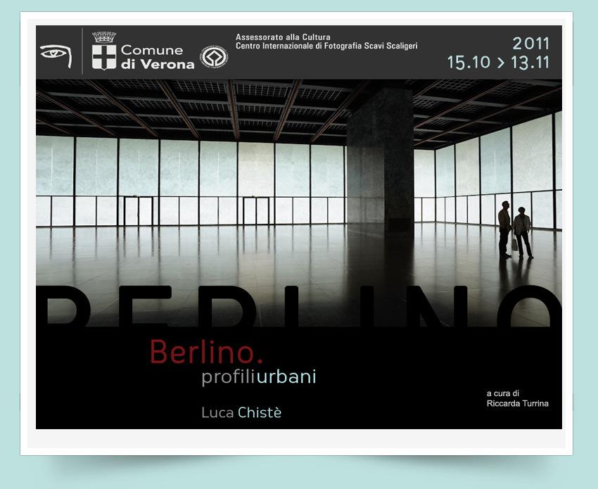 Pallaoro Balzan e Associati - Berlino. profili urbani mostra fotografica di Luca Chistè - prefazione urbanistico-architettonica del catalogo, 2011