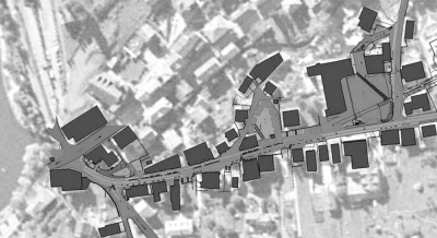 Pallaoro Balzan e Associati - Nuova sistemazione urbana di Corso Roma, Baselga di Pinè, Trento