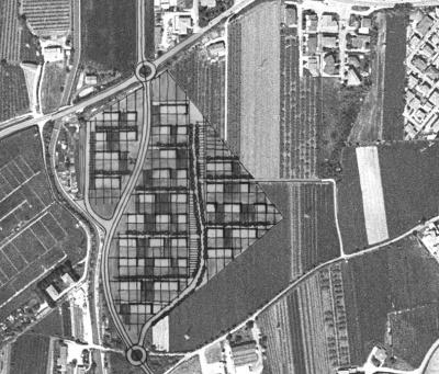 Pallaoro Balzan e Associati - Studio preliminare per sviluppo urbanistico area Ex Enel, Bussolengo, Verona