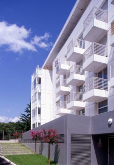 Pallaoro Balzan e Associati - Edificio residenziale e commerciale Eolo, Trento