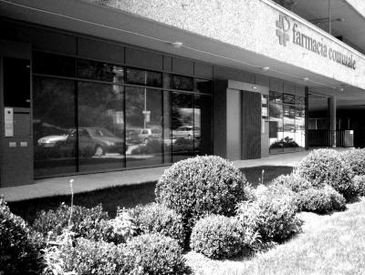 Pallaoro Balzan e Associati - Ristrutturazione Farmacia comunale, Madonna Bianca, Trento
