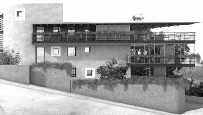 Pallaoro Balzan e Associati - Edificio residenziale, Loc. Maso Banal, Sopramonte, Trento