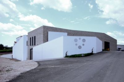 Pallaoro Balzan e Associati - Cantine L, Lucera, Foggia