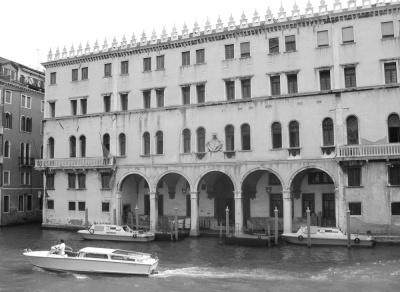 Pallaoro Balzan e Associati - Studio di fattibilità per riuso per attività commerciali, culturali ed espositive del Fondaco dei Tedeschi, Venezia