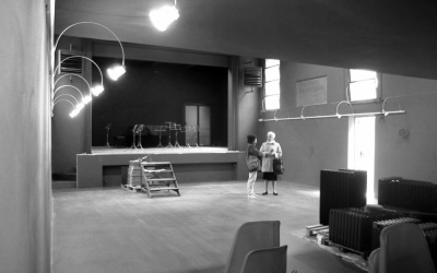 Pallaoro Balzan e Associati - Ristrutturazione e arredo Piccolo teatro La Specola, Padova