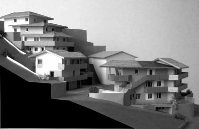 Pallaoro Balzan e Associati - Complesso residenziale Laska, Povo, Trento