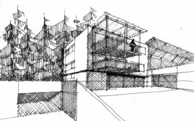Pallaoro Balzan e Associati - Ristrutturazione e ampliamento residenza La Spalliera, Trento
