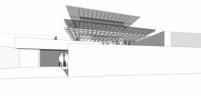 Pallaoro Balzan e Associati - Progetto preliminare per villa, via Falzolgher, Trento