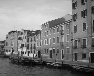 Pallaoro Balzan e Associati - Progetto per ristrutturazione edificio ex Poste Italiane, Cannaregio, Venezia
