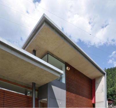 Pallaoro Balzan e Associati - Casa S, Loc. Assizzi, Pergine valsugana, Trento