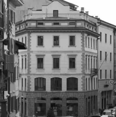 Pallaoro Balzan e Associati - Ristrutturazione Palazzo Kargruber, Trento
