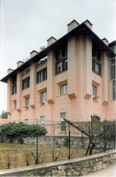 Pallaoro Balzan e Associati - Restauro ex Casa Bauer, Trento