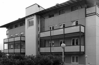 Pallaoro Balzan e Associati - Complesso residenziale Le Gemelle, Mattarello, Trento