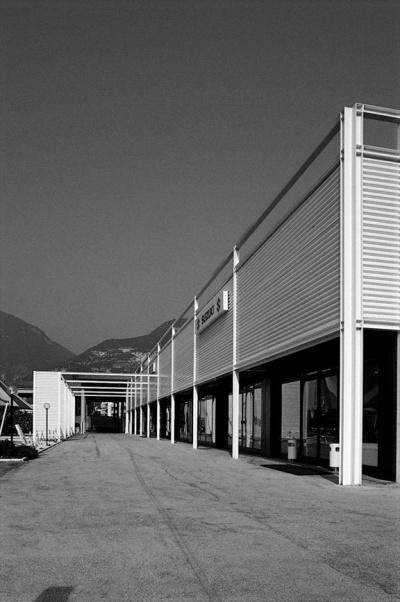 Pallaoro Balzan e Associati - Ristrutturazione sede Bossetti Auto, Trento