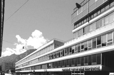 Pallaoro Balzan e Associati - Ampliamento Centro Federazione Trentina delle Cooperative, Trento