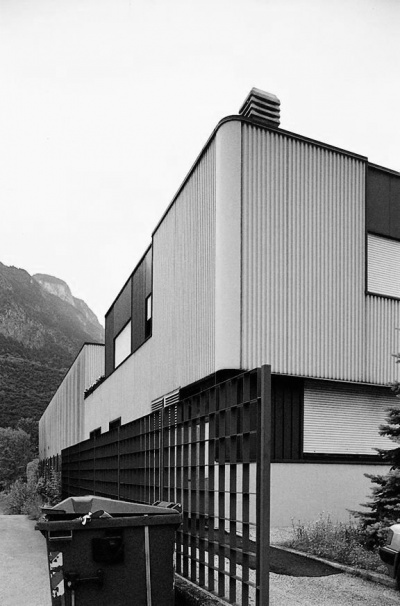 Pallaoro Balzan e Associati - Uffici Felli, Lamar di Gardolo, Trento