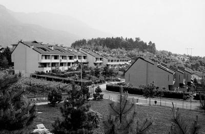 Pallaoro Balzan e Associati - Villaggio residenziale Argentario, Cognola, Trento