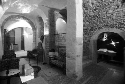 Pallaoro Balzan e Associati - Restauro e arredo ristorante piano-bar La Cantinota, Trento
