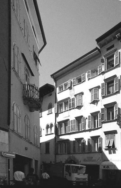 Pallaoro Balzan e Associati - Risanamento appartamento in via Oss Mazzurana, Trento