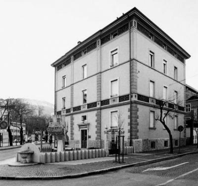 Pallaoro Balzan e Associati - Ristrutturazione edificio Ex Camera di Commercio, Trento