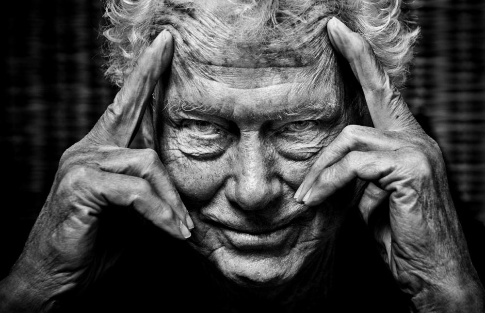 John T. Pedersen Photography - Toralv Maurstad, actor.