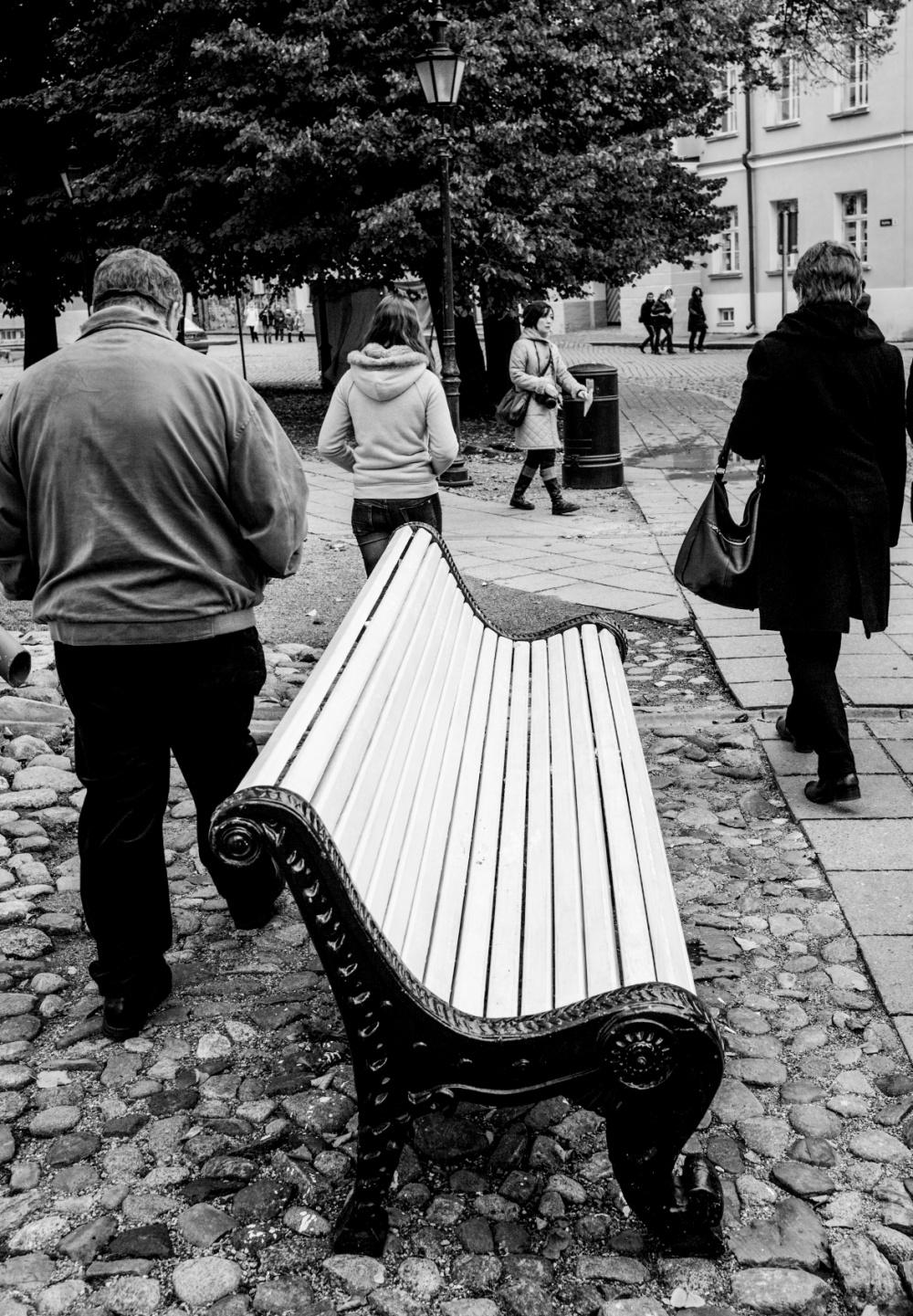 John T. Pedersen Photography - 2012 Daily life in Tallin