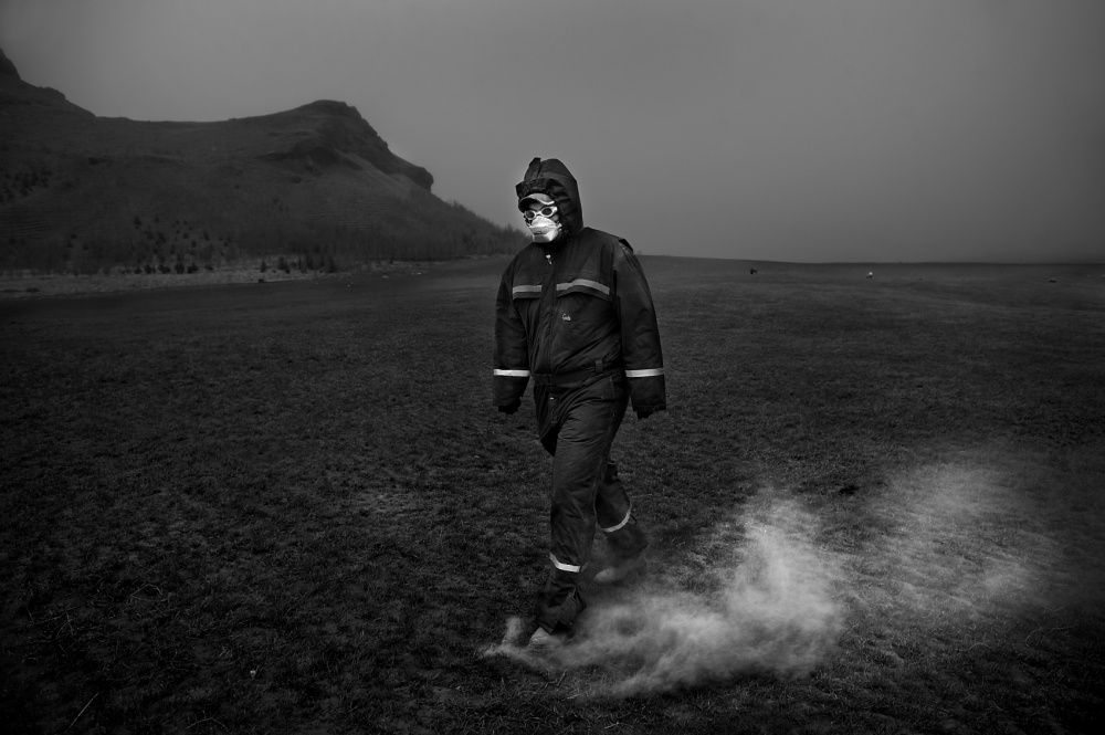 John T. Pedersen Photography - 2011 After the volcanic eruption of Eyjafjallajökull.
