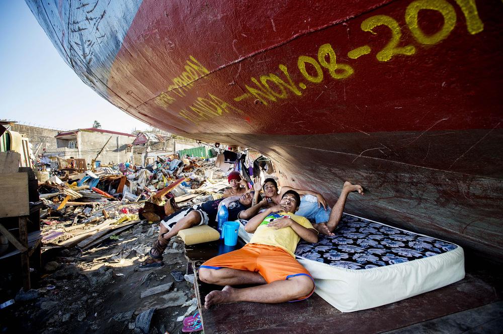 John T. Pedersen Photography - 2013 Tacloban. Typhoon Haiyan.
