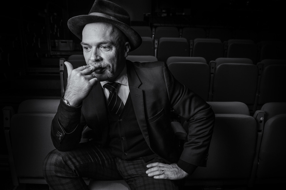 John T. Pedersen Photography - Jon O. Grande 2014 Musiker