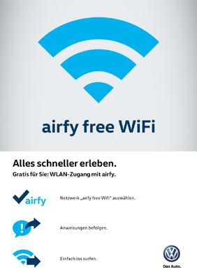 Laura Bender Design Portfolio - Tischaufsteller airfy