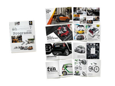 Laura Bender Design Portfolio - smart Rangeflyer 2014 erstes Layout