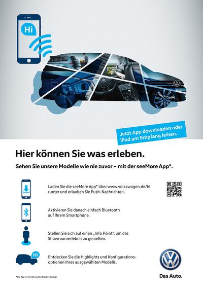 Laura Bender Design Portfolio - Volkswagen Beacon Pilot Projekt