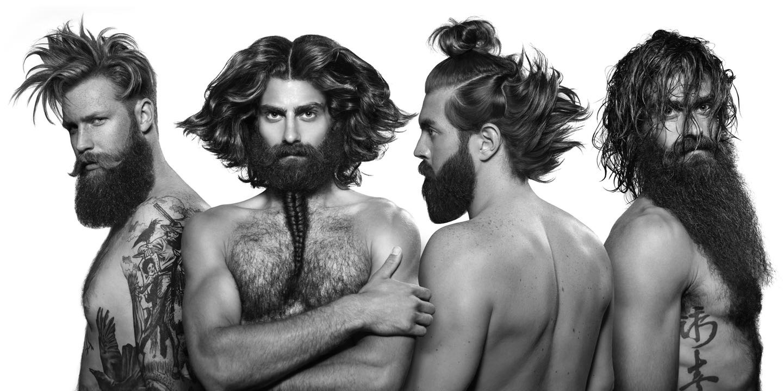 William James - Photography - Lel Burnett Hair and grooming - Daniel Rymer Makeup - Daniel Rymer