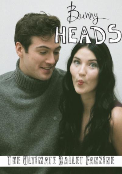 Annachiara Biondi - Bunny Heads Fanzine