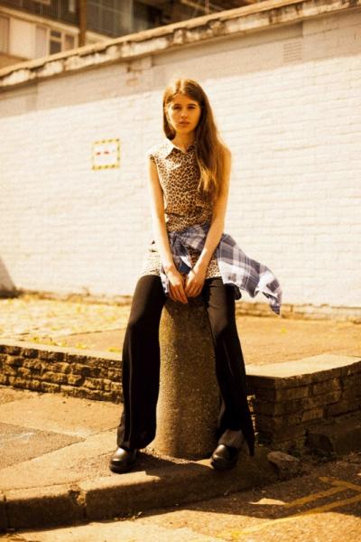 Annachiara Biondi - Urban Teen Spirit