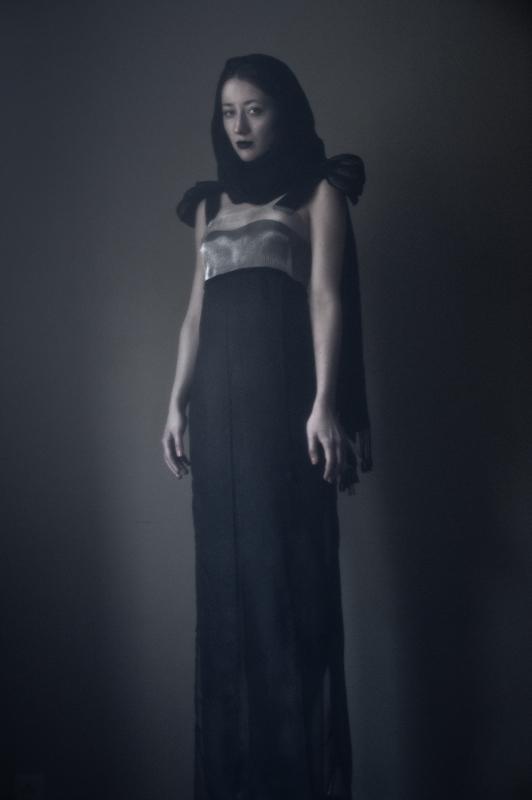 Cecilia Tutti - Turtle net dress