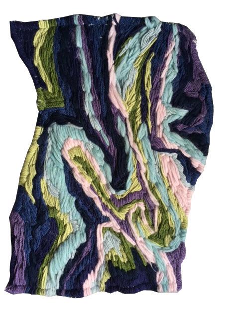Cecilia Tutti - Embroidery