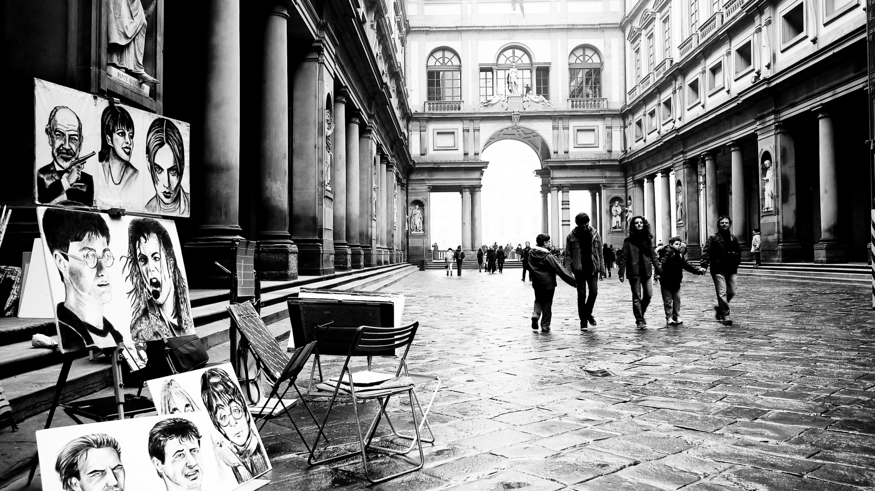Caught In Time - Florence