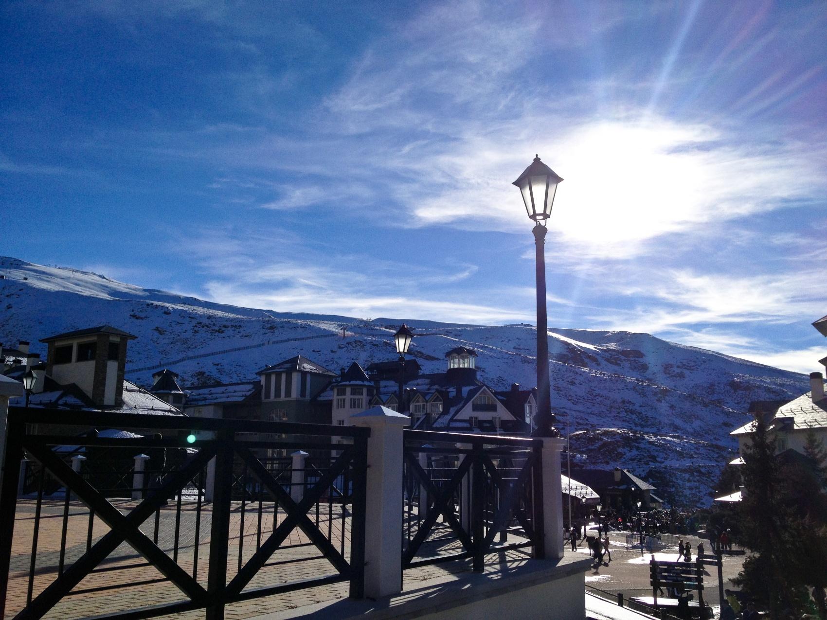 Caught In Time - Sierra Nevada, Granada