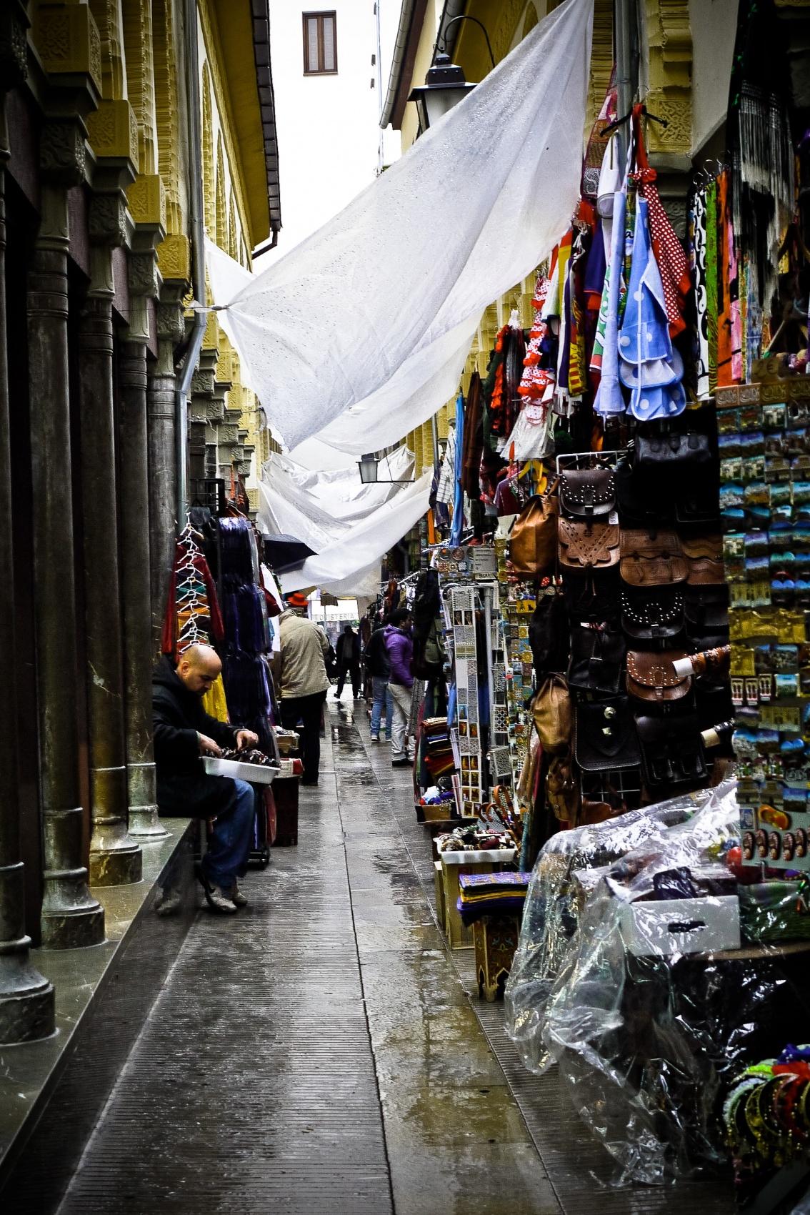 Caught In Time - Granada