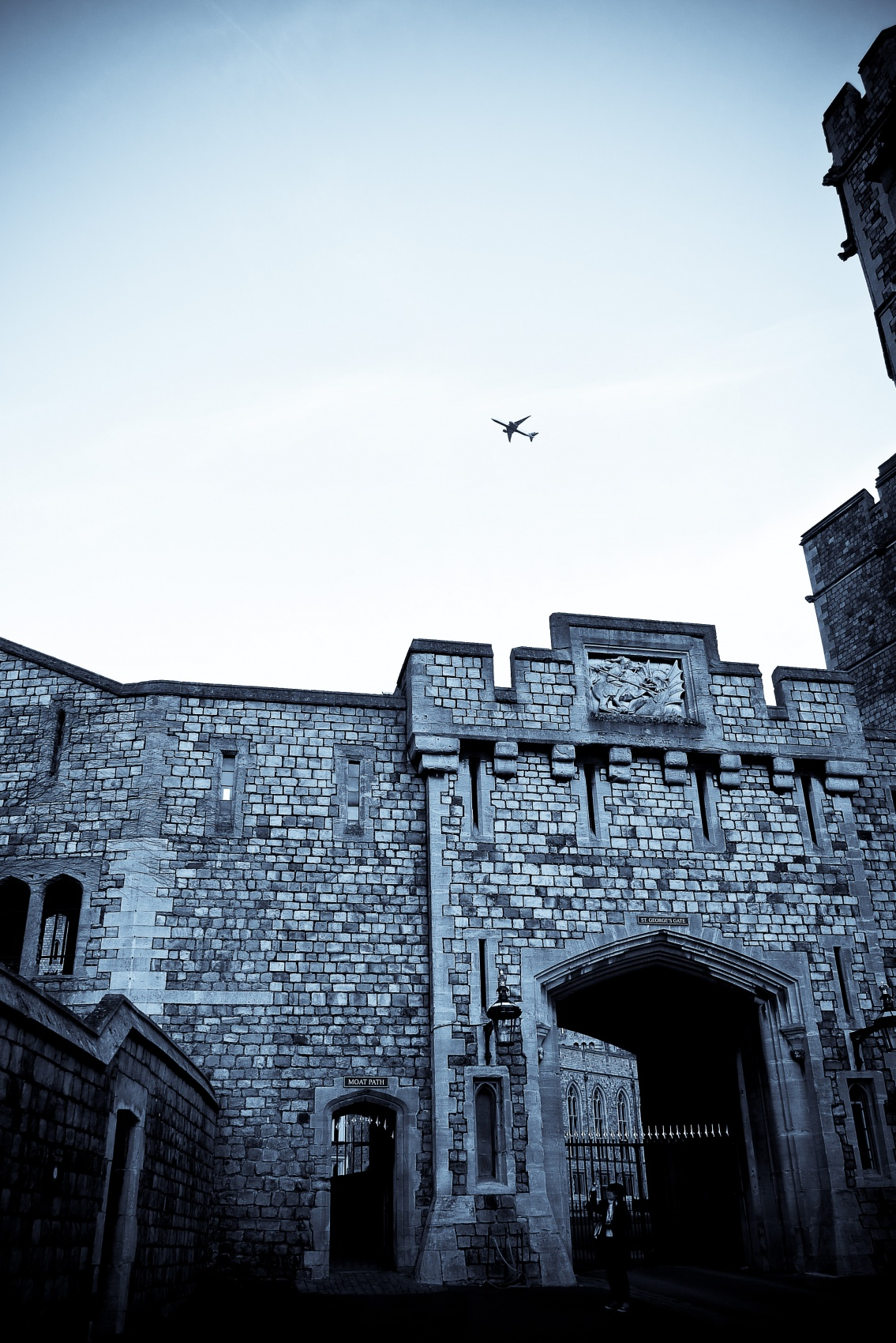 Caught In Time - Windsor Castle