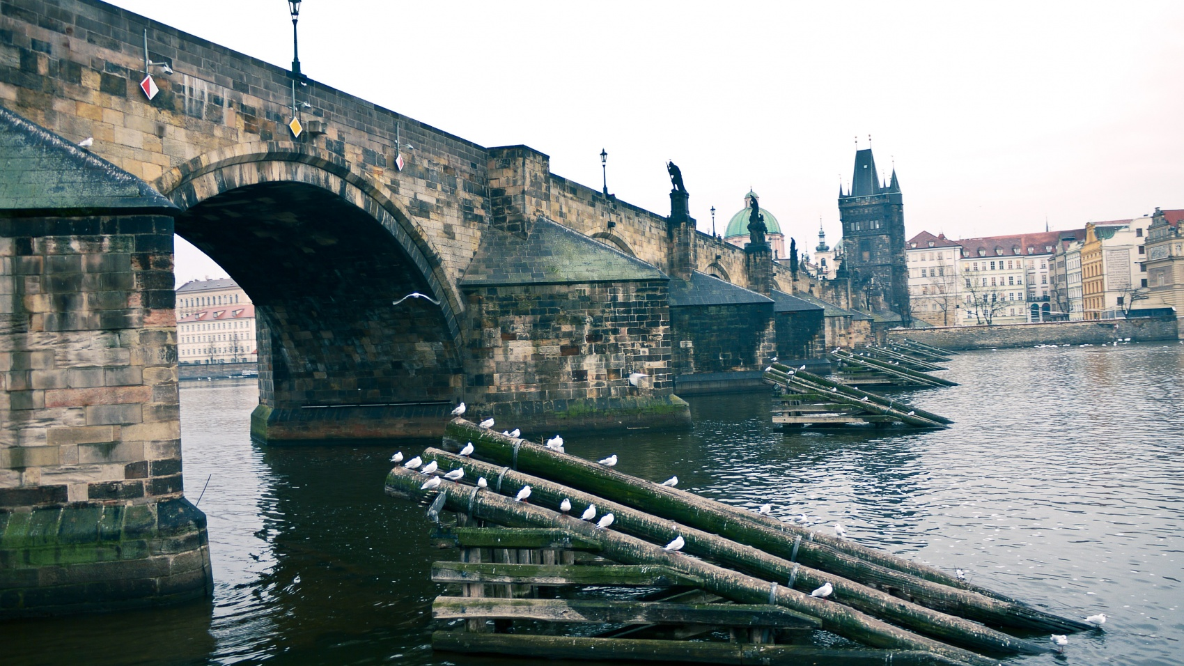 Caught In Time - Prague