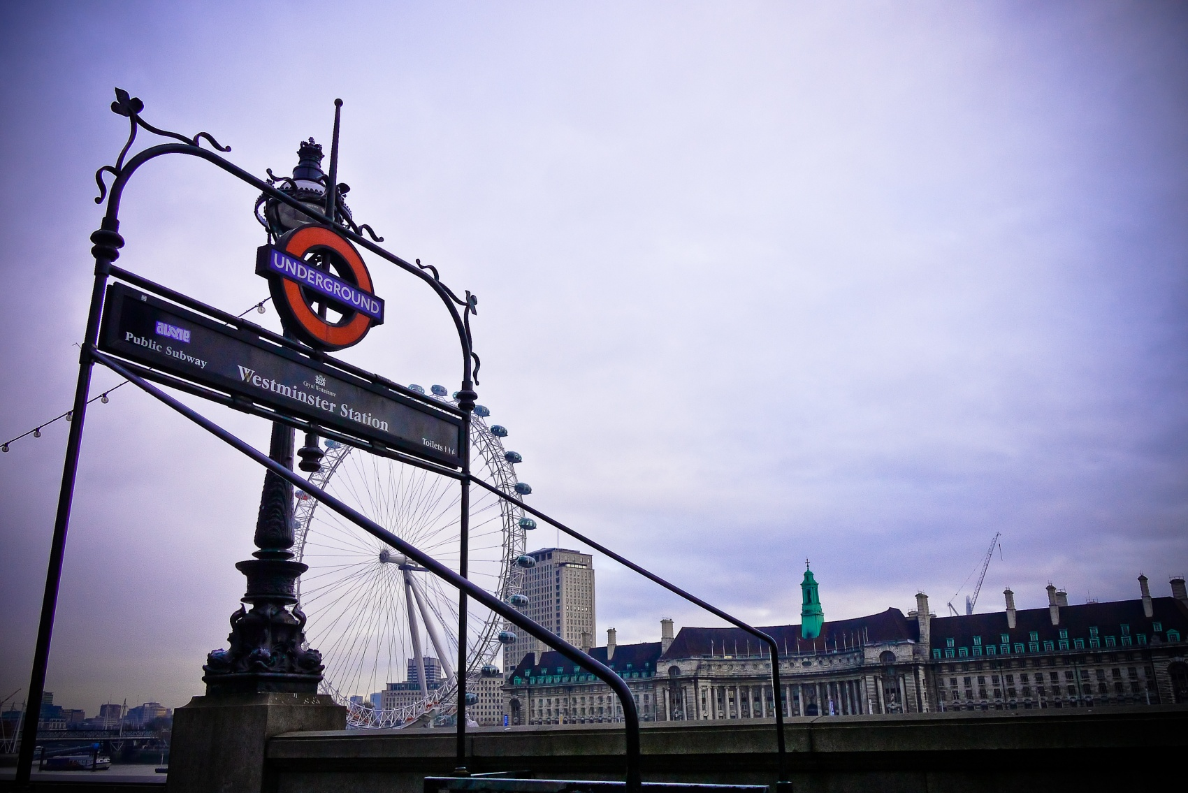 Caught In Time - London