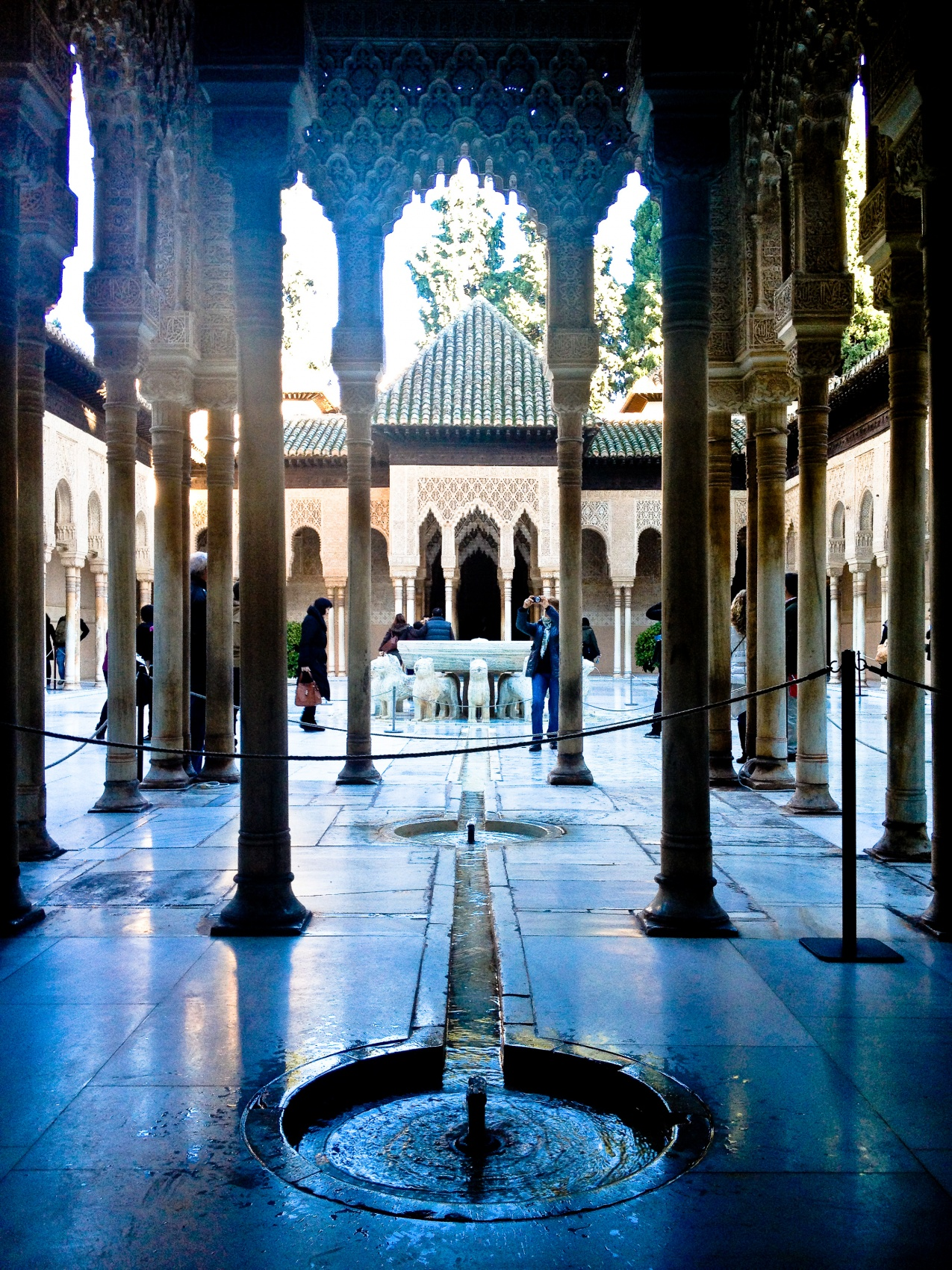 Caught In Time - Al-Hambra, Granada