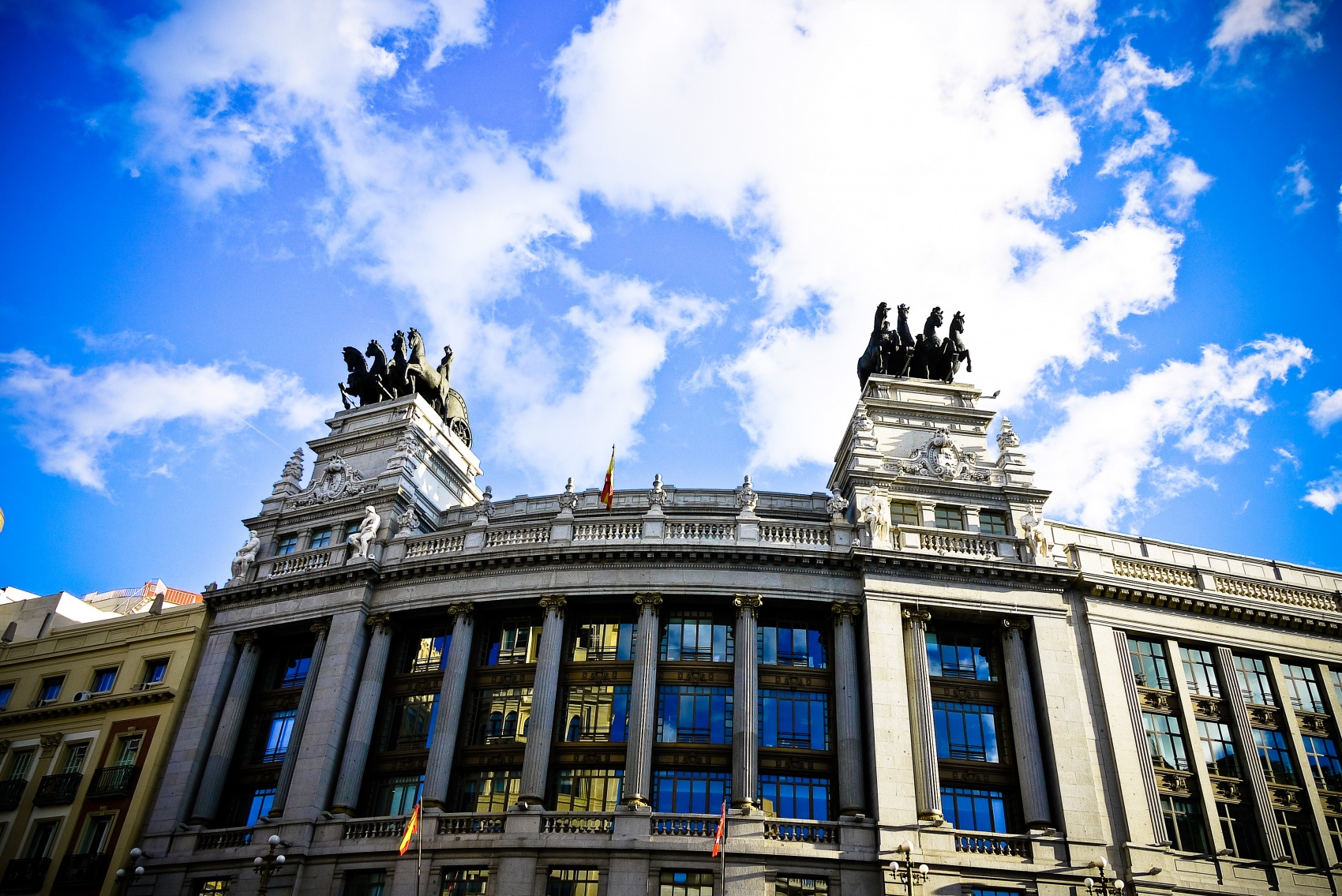 Caught In Time - Madrid